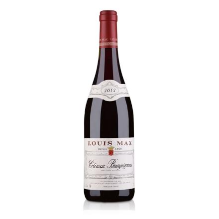 法国路易马克斯勃艮第丘红葡萄酒750ml