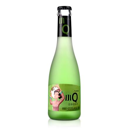 4.2°古越龙山小Q气泡酒青梅味275ml