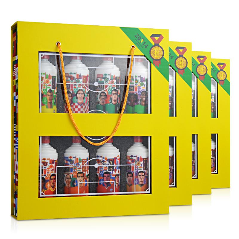 【清仓】厚工坊酒·2014世界杯32强球队礼盒