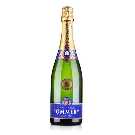 法国伯瑞牌干型皇家香槟750ml
