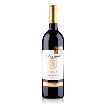 (清仓)澳大利亚红酒麦格根.庄园西拉红葡萄酒750ml