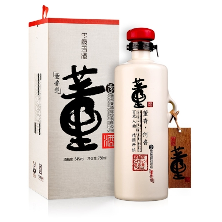 (清仓)54°董酒何香750ml
