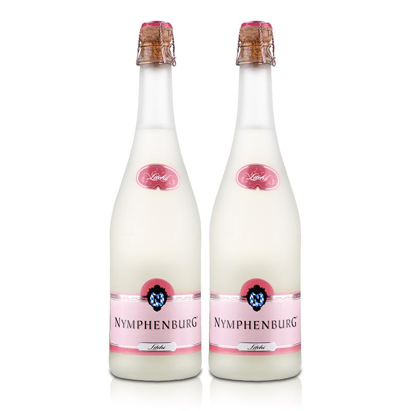 德国侬芬堡荔枝起泡葡萄酒750ml(双瓶装)