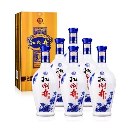 52°扳倒井井韵750ml(6瓶装)