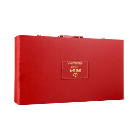 五粮液高档皮盒(乐享)