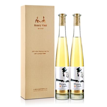 液问冰白葡萄酒礼盒375ml(双瓶装)