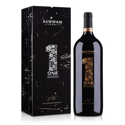 澳大利亚天鹅庄一号西拉干红葡萄酒1500ml