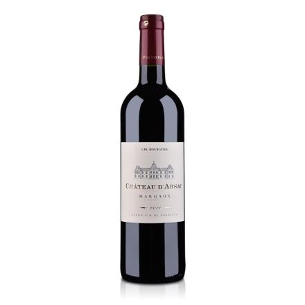 【清仓】法国玛歌爱萨克庄园AOC级红葡萄酒750ml