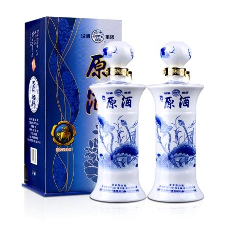 52°汾酒集团青花原酒750ml(双瓶装)