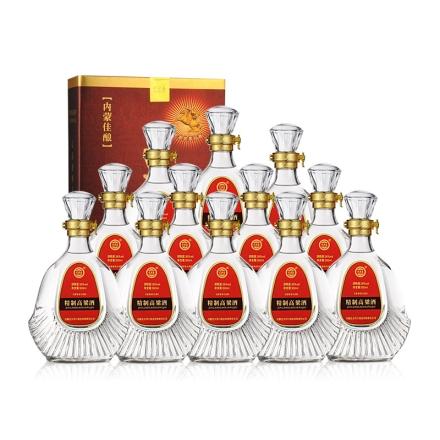 36°沙漠春精制高粱酒500ml(12瓶装)