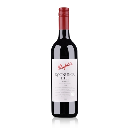 澳大利亚奔富寇兰山西拉干红葡萄酒750ml