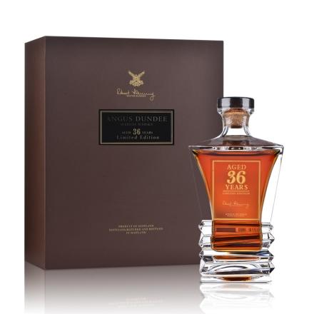 40°英国奥歌诗丹迪36年限量版苏格兰调和威士忌700ml
