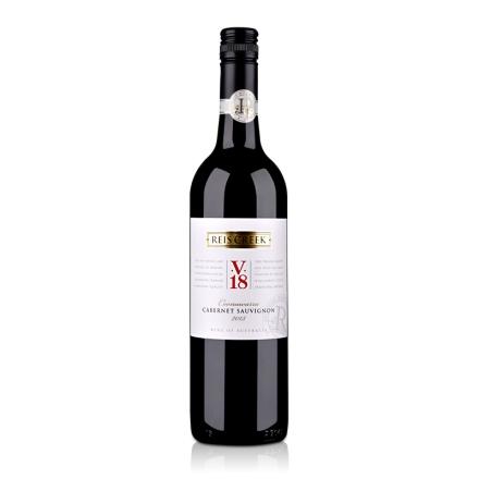 澳大利亚红酒睿思庄园赤霞珠V18干红葡萄酒750ml