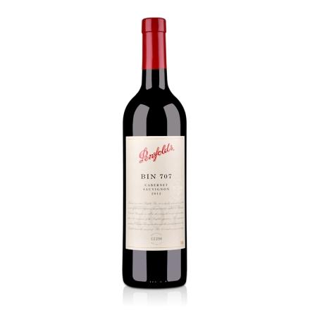 澳大利亚奔富酒园Bin707赤霞珠干红葡萄酒750ml