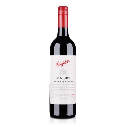 澳大利亚奔富酒园Bin389赤霞珠西拉螺旋盖干红葡萄酒750ml