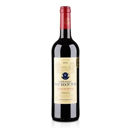 法国歌涅庄园2010干红葡萄酒750ml