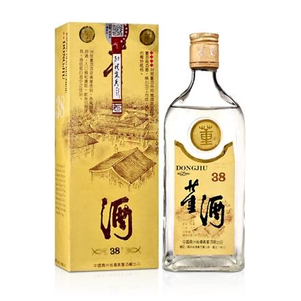 38°董酒黄标500ml(90年代早期)