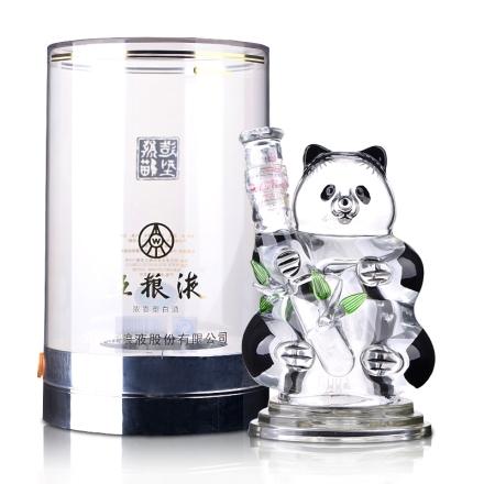 【老酒特卖】52°五粮液熊猫500ml