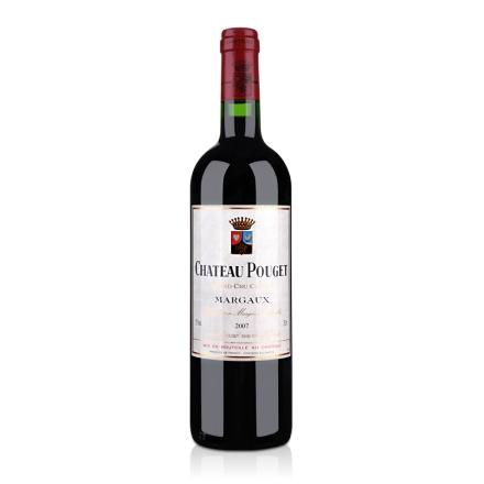 (列级庄·名庄正牌)法国宝爵庄园2007干红葡萄酒750ml(又名:宝特)