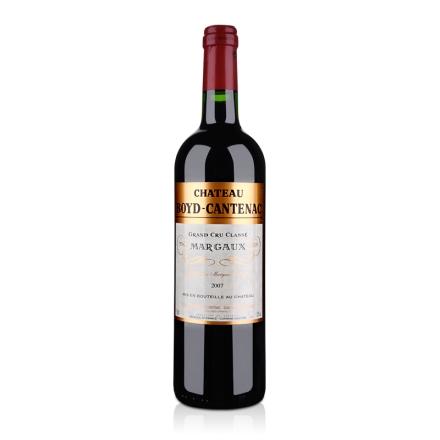 (列级庄·名庄正牌)法国贝卡塔纳酒庄2007干红葡萄酒750ml(又名:布藤)