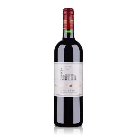 (列级庄·名庄正牌)法国力关庄园2007干红葡萄酒750ml(又名:朗日、丽岗)