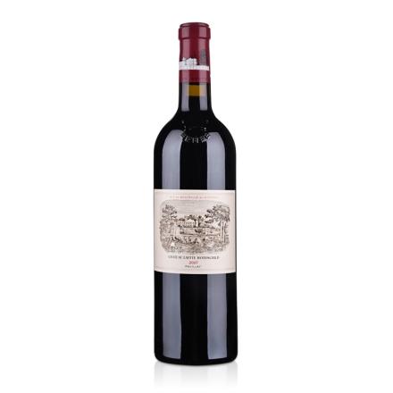 (列级庄·名庄正牌)法国拉菲古堡2007干红葡萄酒750ml(又译:大拉菲)