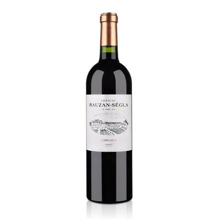 (列级庄·名庄正牌)法国鲁臣世家2007干红葡萄酒750ml(又名:若桑雪格酒庄)