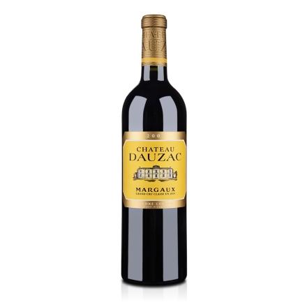 (列级庄·名庄正牌)法国杜萨克庄园2007干红葡萄酒750ml(又名:杜萨)