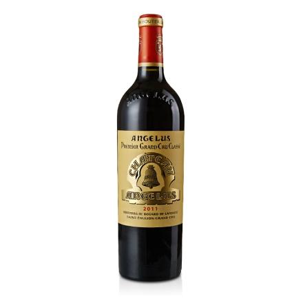 (列级庄·名庄·正牌)金钟酒庄2011干红葡萄酒750ml