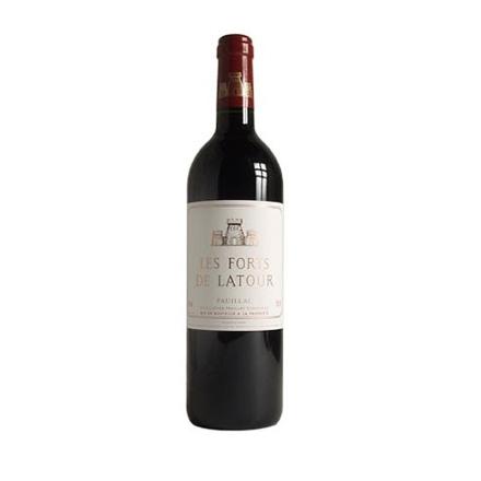 (列级庄·名庄·副牌)拉图酒庄2011干红葡萄酒750ml