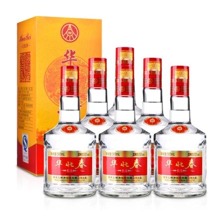 52°五粮液股份华北春佳品500ml(6瓶装)