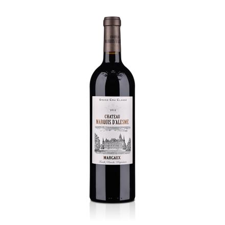 【名庄】法国碧加侯爵城堡干红葡萄酒750ml