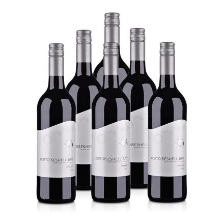 澳大利亚小海龟西拉红葡萄酒750ml(6瓶装)