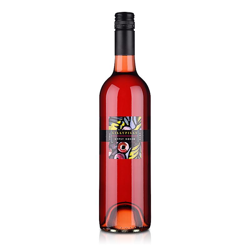 【清仓】澳大利亚黎蓓莉吉普赛桃红葡萄酒750ml