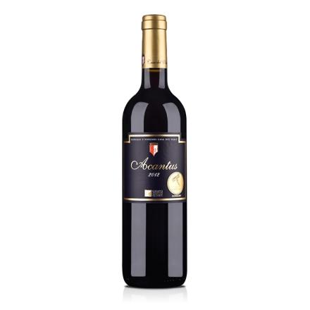 西班牙进口红酒 圣霞多·爱肯特斯干红葡萄酒 750ml