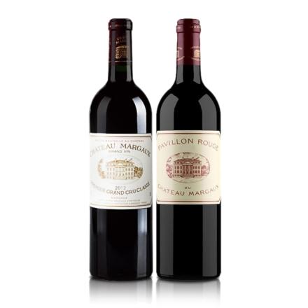 玛歌城堡正牌+玛歌城堡副牌2012干红葡萄酒