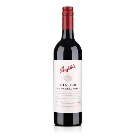 澳大利亚奔富酒园BIN128红葡萄酒750ml(又名:奔富宾128色拉子红葡萄酒)