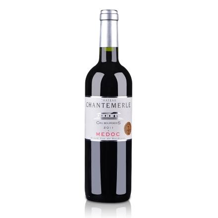 法国尚特美古堡中级庄干红葡萄酒750ml
