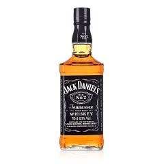 【周末狂欢惠】40°美国杰克丹尼700ml Jack Daniels