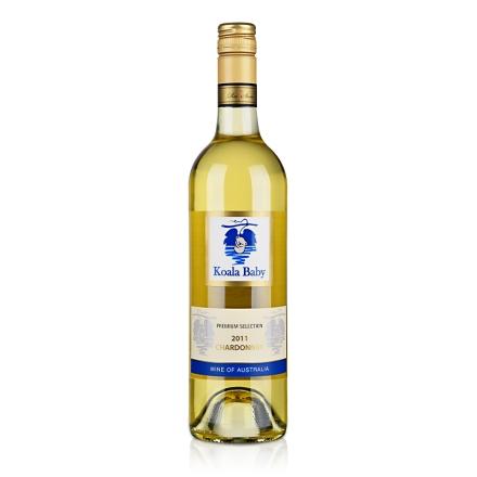澳大利亚考拉贝贝莎当妮2011干白葡萄酒750ml