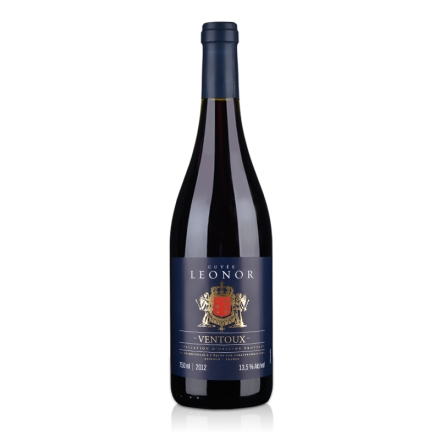 法国原瓶进口雷奥诺干红葡萄酒750ml
