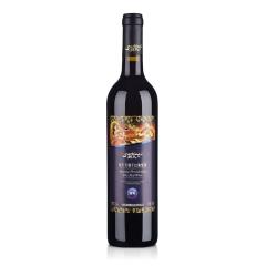 中国新疆新天系列天赐蓝标干红葡萄酒750ml