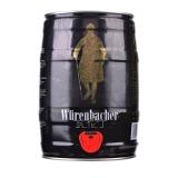 德国瓦伦丁黑啤酒5L