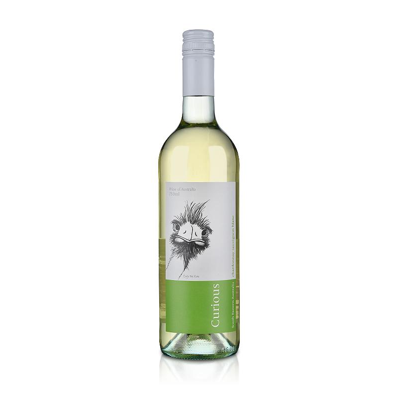 【清仓】澳大利亚可吨儿(curious)干白葡萄酒750ml