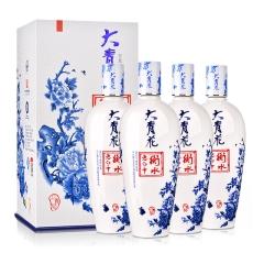 40°衡水老白干大青花(古瓷风韵)500ml(4瓶装)