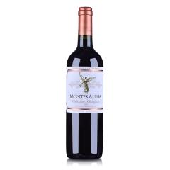 智利红酒蒙特斯欧法赤霞珠干红葡萄酒750ml