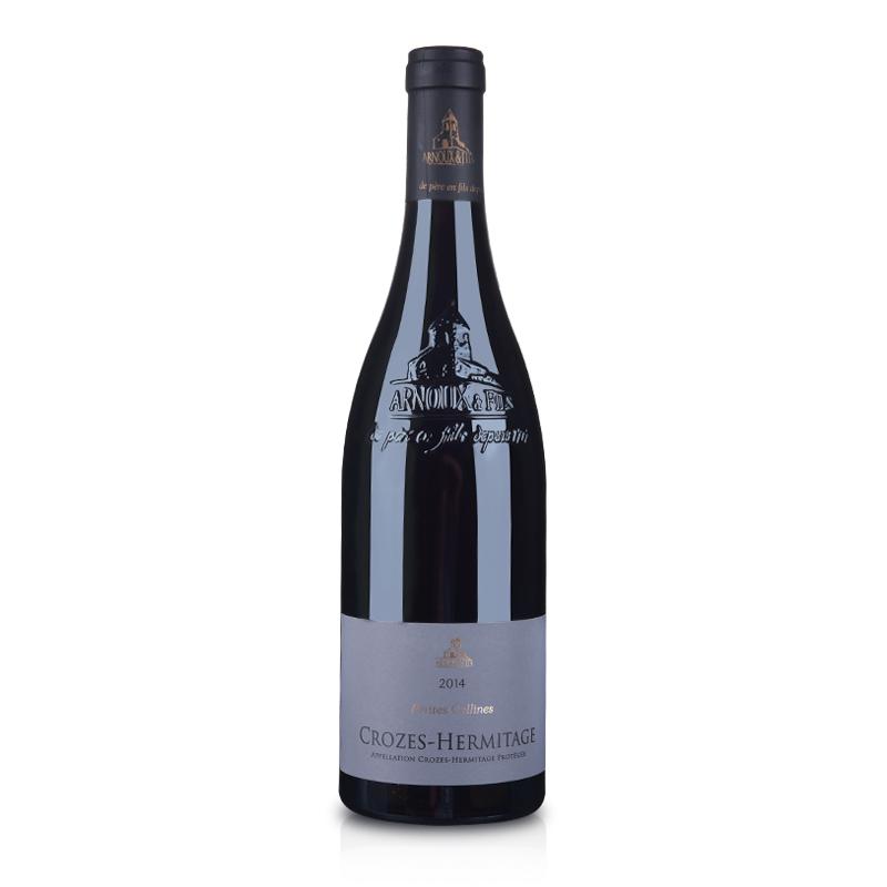 【清仓】法国克罗兹埃米塔干红葡萄酒750ml