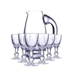 白酒酒具7件套(分酒器+白酒杯*6 )