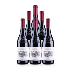 法国整箱红酒原瓶进口AOC博斯克干红葡萄酒(6瓶装)