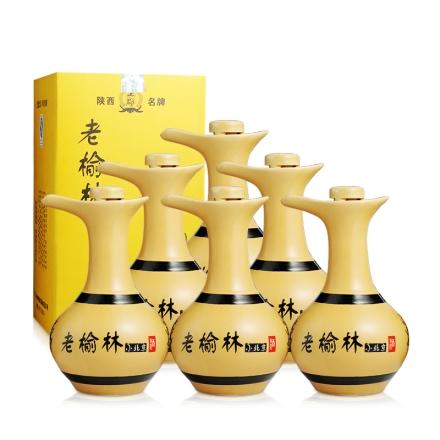 41°小北京老榆林500ml(6瓶装)